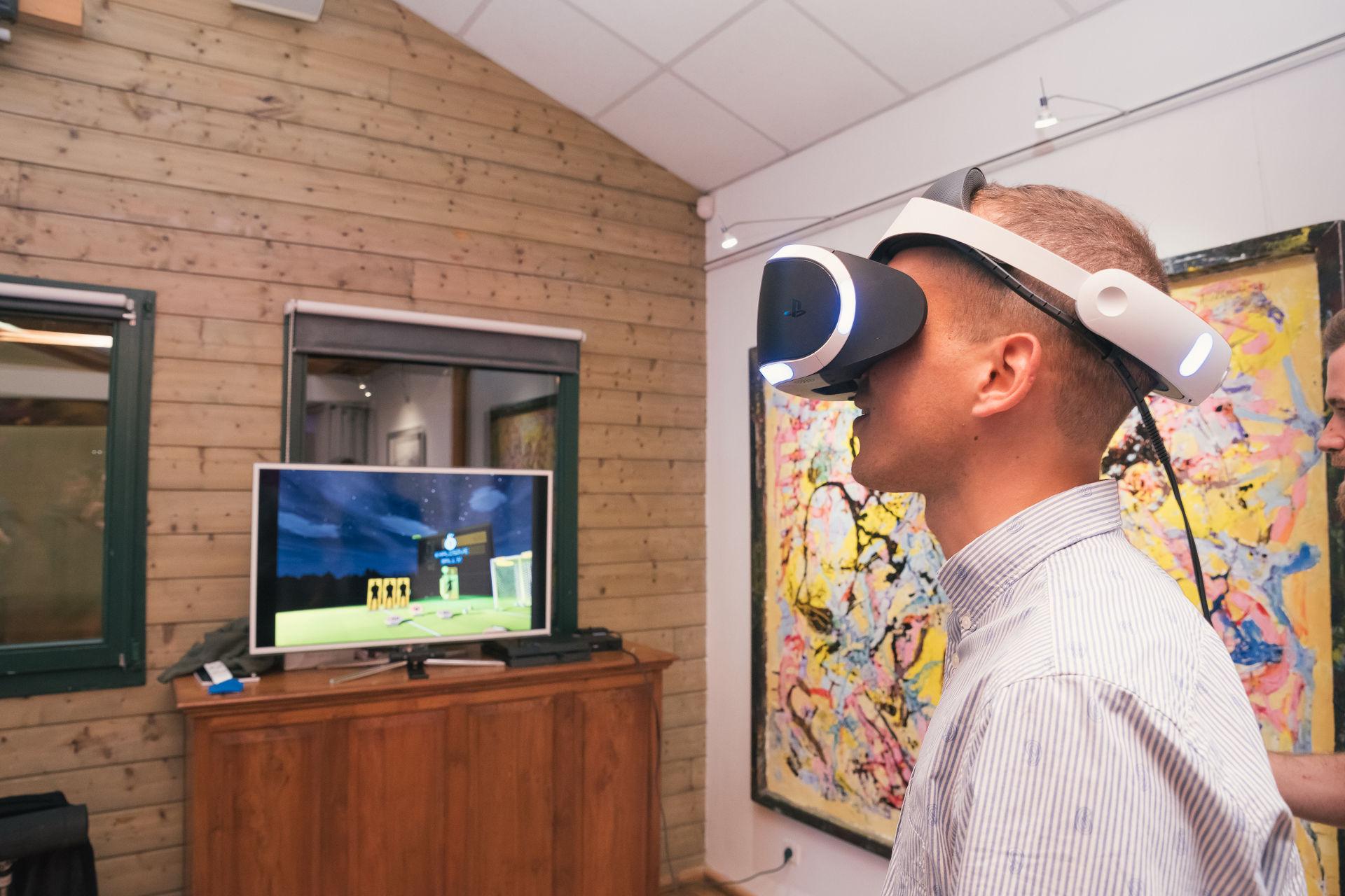 Incentive Réalité virtuelle